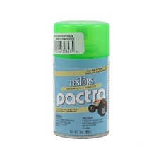 Pactra PAC303410 -  Pactra Fluorcent Green RC Lacquer Spray 3oz For Polycarbonate