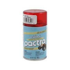 Pactra PAC303411 -  Pactra Candy Red RC Lacquer Spray 3oz For Polycarbonate