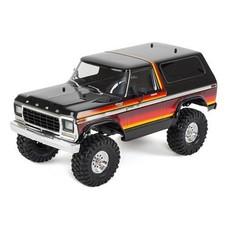 Traxxas TRA82046 - Traxxas TRX-4 1/10 Trail Crawler Truck w/'79 Bronco Ranger XLT Body (Sunset)