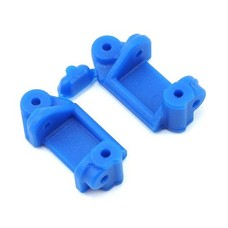 RPM R/C Products RPM80715 - RPM Front Caster Block, Blue: Traxxas 2WD