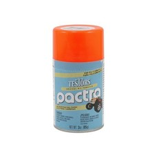 Pactra PAC303409 -  Pactra Fluorcent Orange RC Lacquer Spray 3oz For Polycarbonate