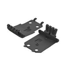 aarma AR320401 - Arrma Granite 4x4 F/R Lower Skid Plates