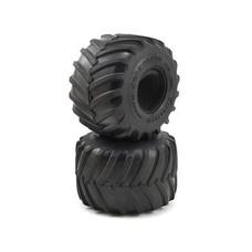 JConcepts JCO3169-05 - JConcepts Firestorm Monster Truck Tire Gold Compound