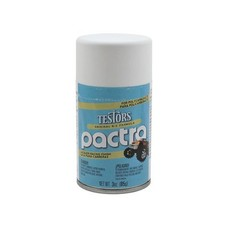Pactra PAC303420 -  Pactra Fluorescent Overcoat White RC Lacquer Spray 3oz For Polycarbonate