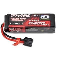 Traxxas TRA2857X - Traxxas 3S Lipo 6400 mAh 11.1V 25C