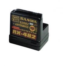 Sanwa RX-482SPA - Sanwa FH4T Reciever