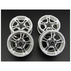 Hot Racing XPBL19JW18 - X-Speed 1.9 beadlock wheels