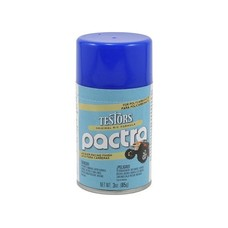 Pactra PAC303406 -  Pactra Blue Streak RC Lacquer Spray 3oz For Polycarbonate