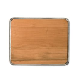 MATCH MATCH PEWTER CHEESE TRAY