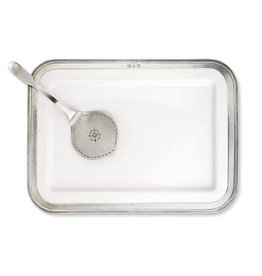 MATCH LUISA RECTANGULAR PLATTER LARGE