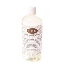 SDH ENTERPRISES SDH FINE LINEN FABRIC WASH 32OZ