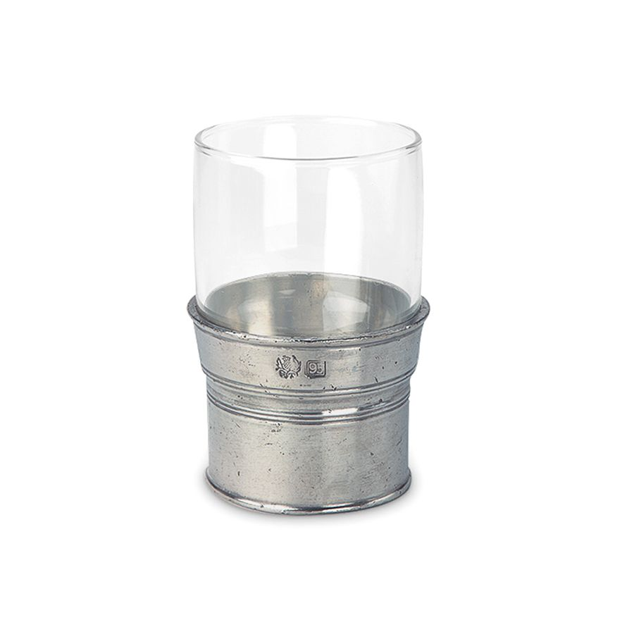 MATCH PEWTER DRINKING CUP