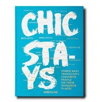 ASSOULINE CHIC STAYS BOOK