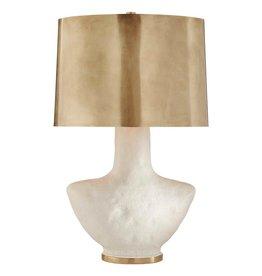 KELLY WEARSTLER KELLY WEARSTLER WHITE ARMATO LAMP