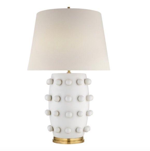 KELLY WEARSTLER KELLY WEARSTLER LINDEN WHITE TABE LAMP