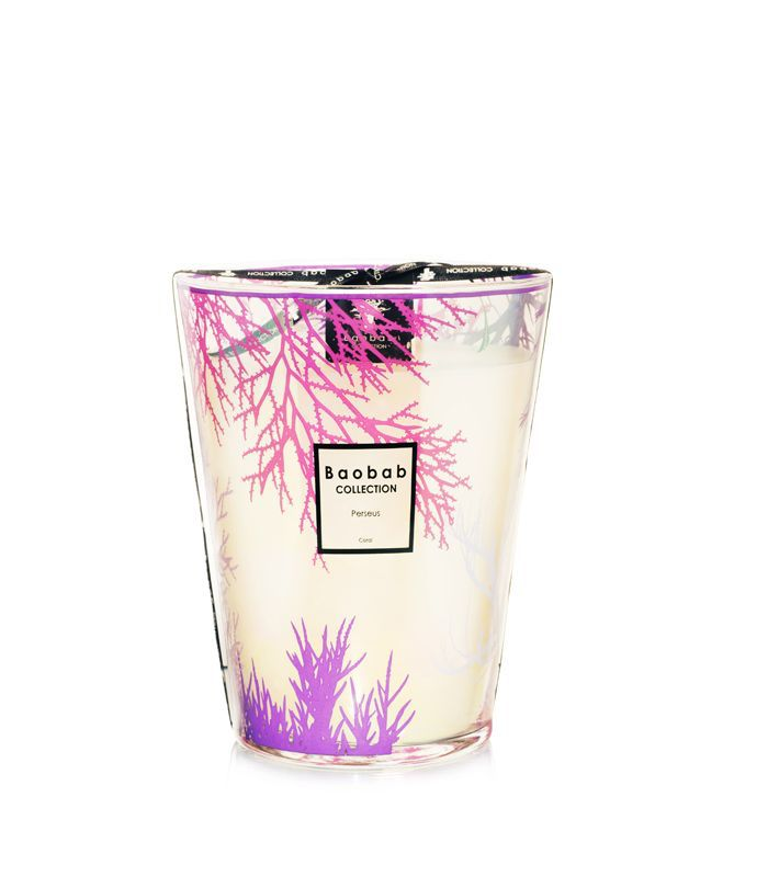 BAOBAB COLLECTION PERSEUS CANDLE MAX 24