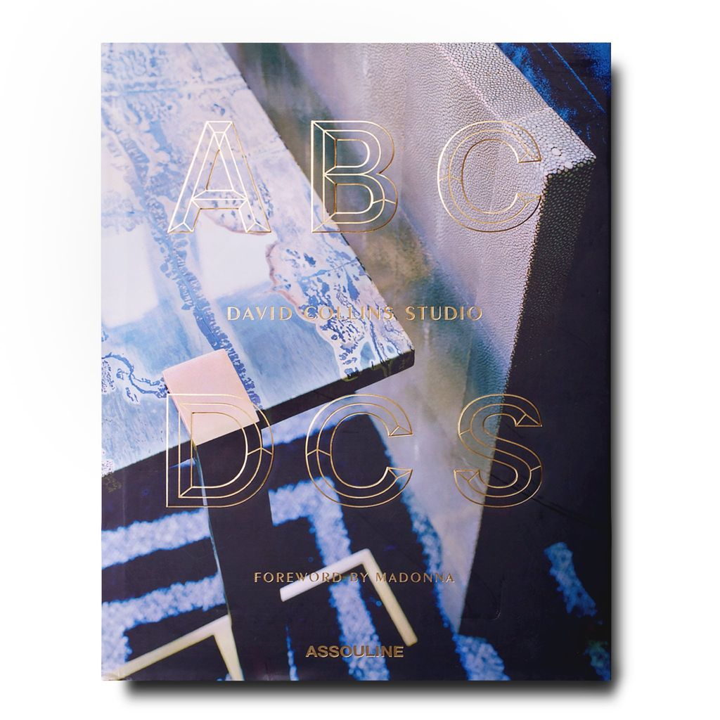 ASSOULINE ABC DAVID COLLINS STUDIO BOOK