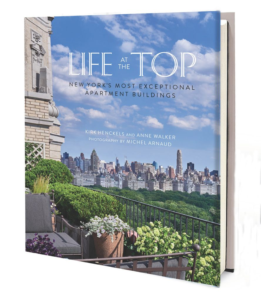 ABRAMS-STEWART TABORI LIFE AT THE TOP NEW YORK BOOK