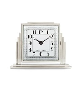 RALPH LAUREN HOME ATHENA DECO CLOCK