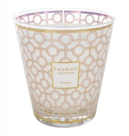 BAOBAB COLLECTION BAOBAB WOMEN CANDLE - MAX 16