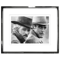TROWBRIDGE BUTCH CASSIDY PHOTOGRAPH