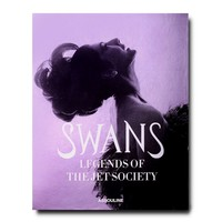 ASSOULINE SWANS: LEGENDS OF THE JET SOCIETY BOOK