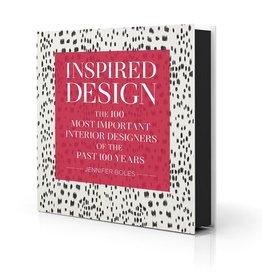 ABRAMS-STEWART TABORI INSPIRED DESIGN BOOK