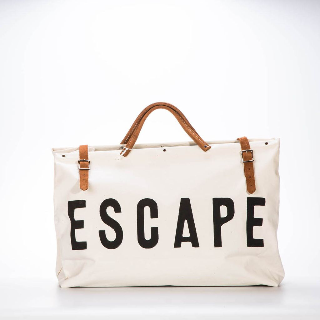forestbound Escape Canvas Bag
