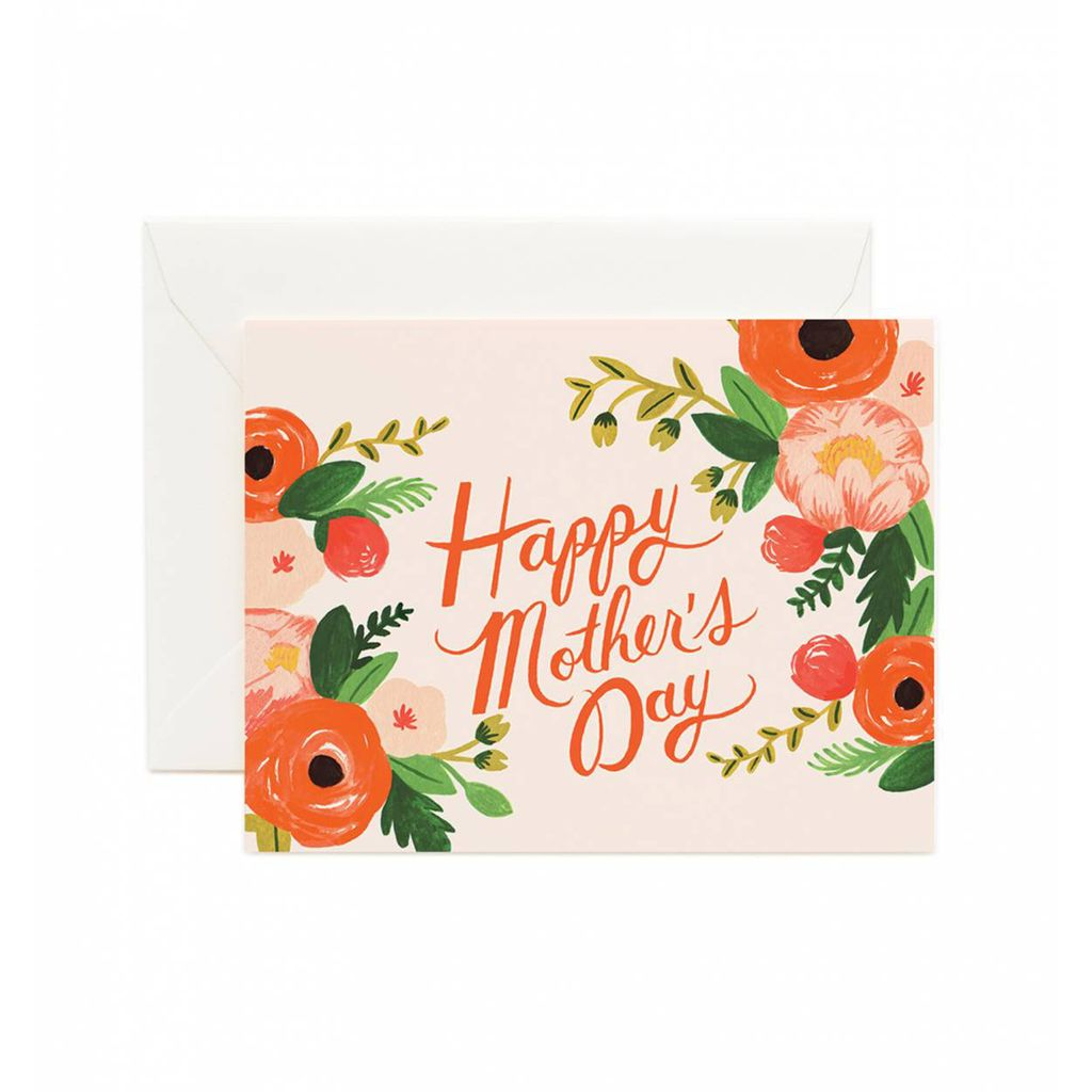 Rifle Paper Co. Happy Mother' Day Card