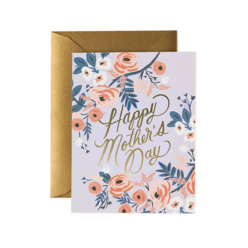 Rifle Paper Co. Rosy Mother's Day Card