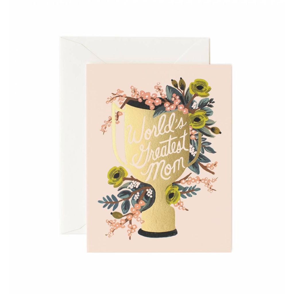 Rifle Paper Co. Trophy Mother's Day Card