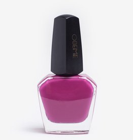Odeme Dancehall Days Nail Polish, Bright Plum