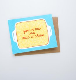 Lucky Horse Press LHPGCLO0005 - You n  Me, Mac n  Cheese