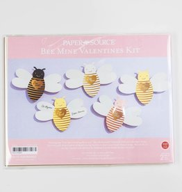 Waste Not Paper Bee Mine Valentines Kit