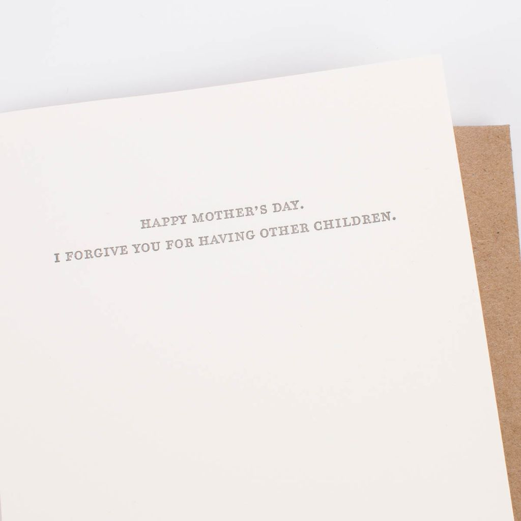 Sapling Press Having Other Children Card