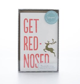 Smock SM NS - Red Nosed, pack of 6
