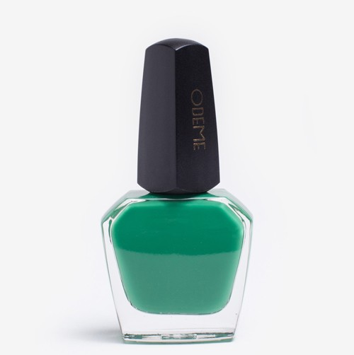 Odeme Oz Nail Polish Jade Green