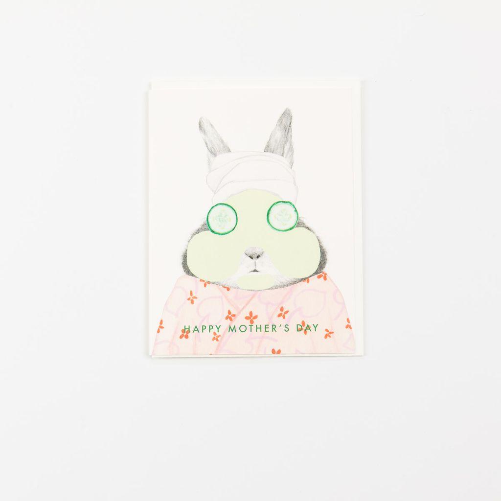 Dear Hancock Spa Mother's Day Card