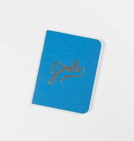 Antiquaria Goals Pocket Notebook