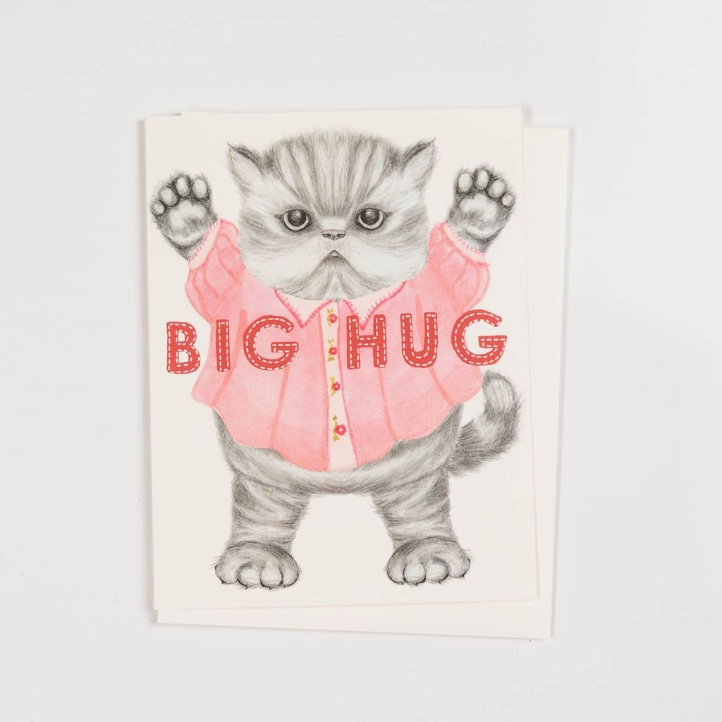 Dear Hancock DHGCMI0006 - Big Kitten Hug