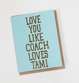The Good Twin TGT GC - Coach Loves Tami