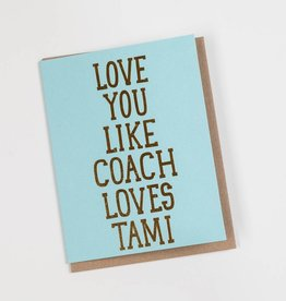 The Good Twin Coach and Tami Card