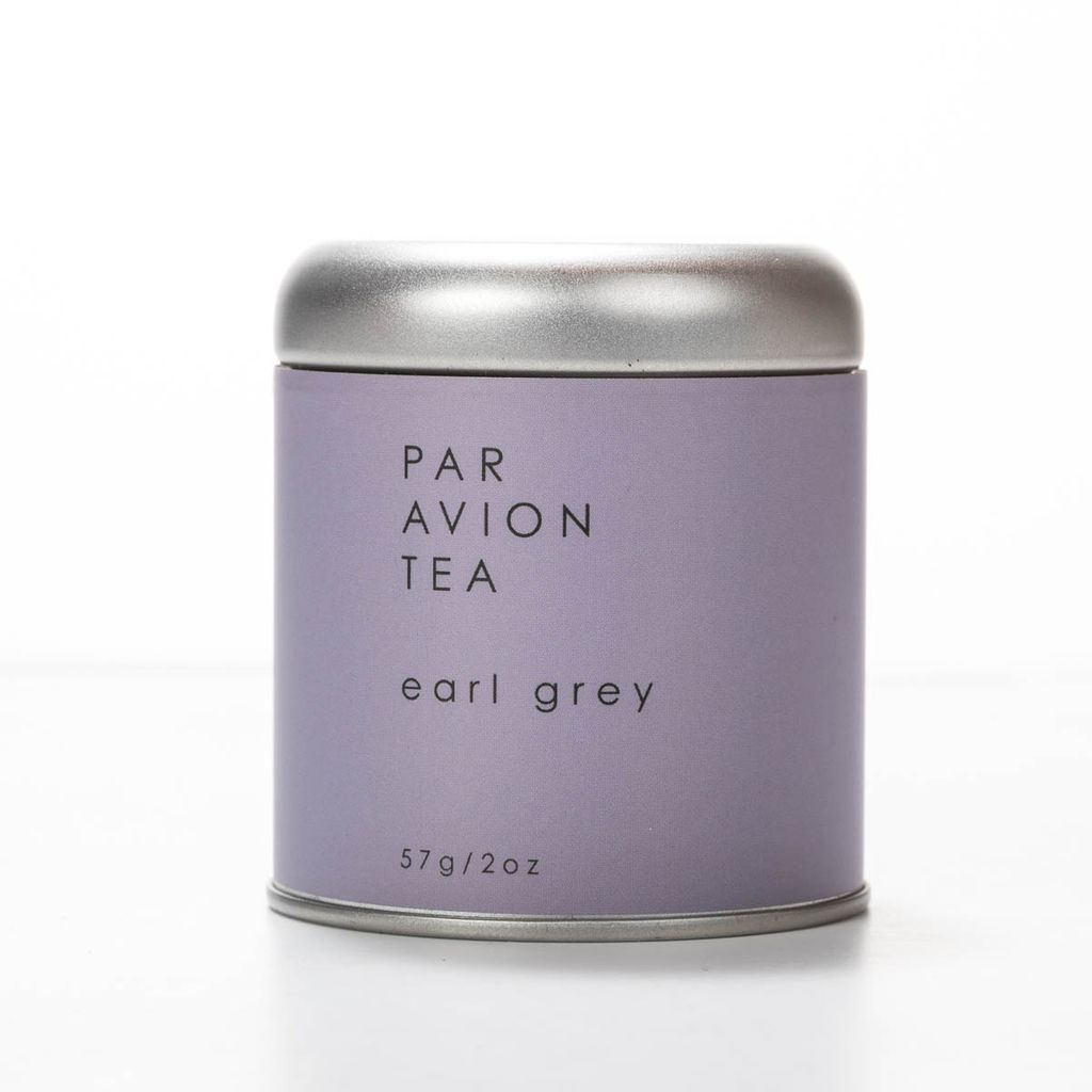 Par Avion Tea Earl Grey Loose Leaf Tea