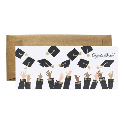 Rifle Paper Co. RPGCGR0002 - Congrats Grad No10