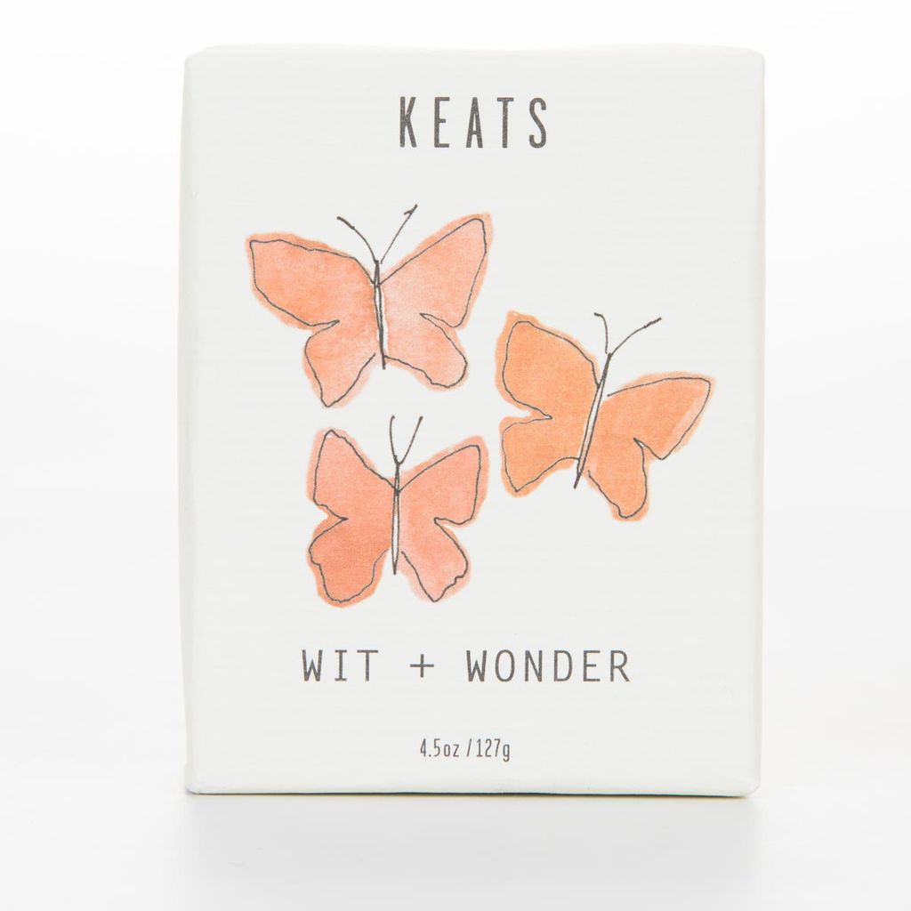 Keats KE BAB - Wit + Wonder  -  Rosemary + French Green Clay Soap