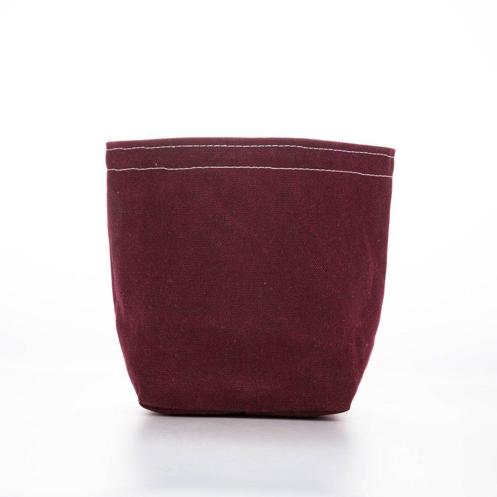 Casey D Sibley Art + Design CDS ST - Maroon Bucket