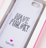 ban.do BD AC - iPhone 6 - Brushstrokes