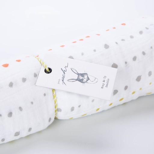 Pehr PE LI - Swaddle, Painted Dots