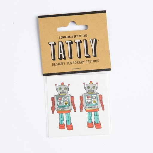 tattly TA LG - robot tat