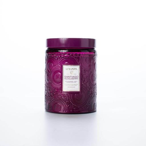 Voluspa VOCALA - Large Santiago Huckleberry 16oz Candle